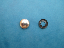 REPLACEMENT DOME & STAR WASHERS